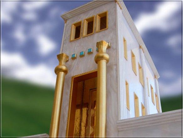 Fata Templului