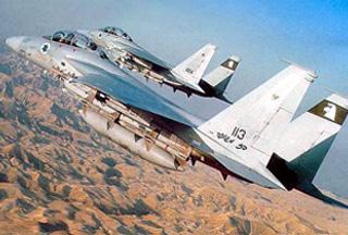 Avioane de lupta israeliene