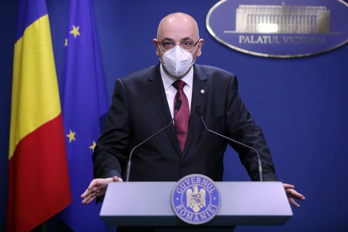 Guvernul a prelungit cu 30 de zile starea de alertă în România, începând cu 13 mai2021.